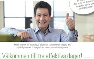 Målstyrd Säljträning 2015-2016 Programblad bild 2
